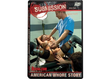 Dvd BDSM - American Wore Story Sex And Submission - Kink