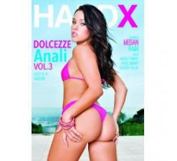 Dvd Etero Dolcezze Anali Vol 3 - Hardx
