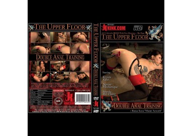 Dvd BDSM - Double Anal Training The Upper Floor - Kink
