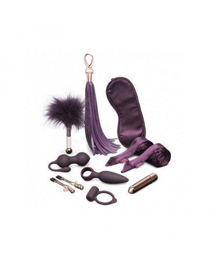 Sexy Shop Online I Trasgressivi - Kit BDSM - 10 Days Of Play Bondage - Fifty Shades Of Grey