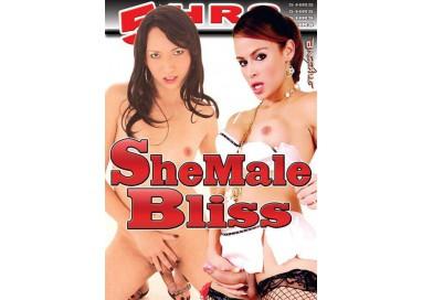 Dvd Trans - Shemale Bliss - Filmco