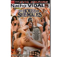 Dvd Trans House Of Shemales 6 - Evil Angel