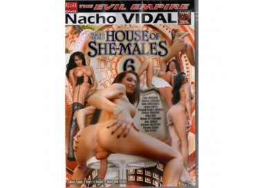 Dvd Trans - House Of Shemales 6 - Evil Angel Films