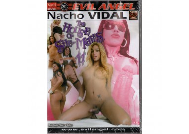 Dvd Trans - House Of Shemales 11 - Evil Angel Films
