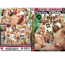 Dvd Trans The House Of Shemales 12 Nacho Vidal - Evil Angel