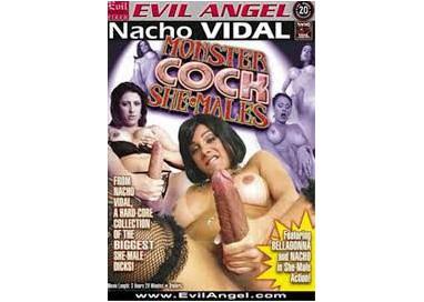 Dvd Trans Monster Cock Shemale - Evil Angel