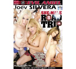 Dvd Trans Shemale Road Trip 14 - Evil Angel