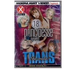 Dvd Trans Principesse Col Pisello Shemale - Moonlight Video