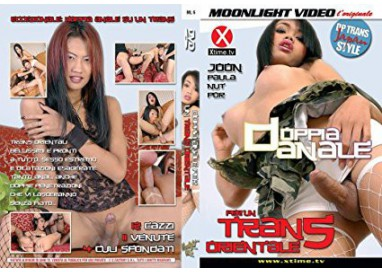 Dvd Trans Doppia Anale Trans Orientale - Moonlight Video