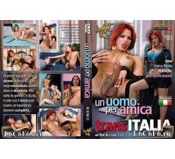 Dvd Trans Un Uomo Per Amica Trans Italia - Moonlight Video