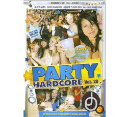 Dvd Etero Party Hardcore Volume 28 - Eromaxx Films