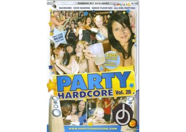 Dvd Etero - Party Hardcore Volume 28 - Eromaxx Films