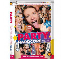 Dvd Etero Hardcore Party Volume 31- Eromaxx Films