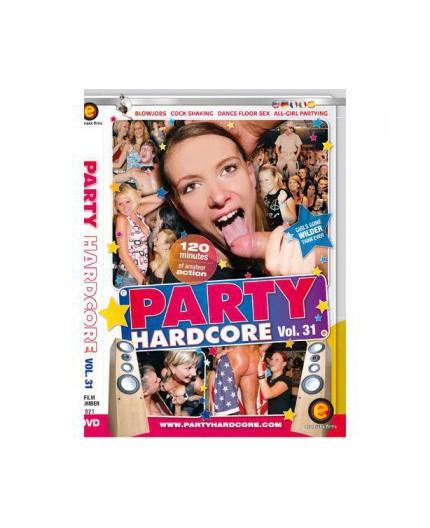 Sexy Shop Online I Trasgressivi - Dvd Etero - Hardcore Party Volume 31- Eromaxx Films