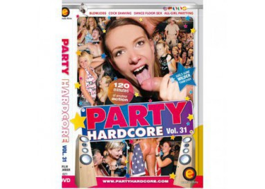 Dvd Etero - Hardcore Party Volume 31- Eromaxx Films