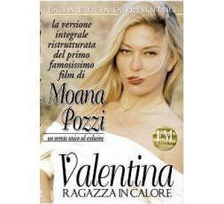 Sexy Shop Online I Trasgressivi - Dvd Etero - Valentina Ragazza In Calore - FM Video