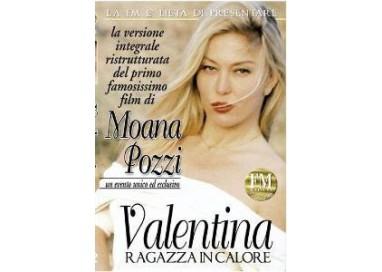 Dvd Etero - Valentina Ragazza In Calore - FM Video