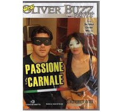 Dvd Trans Passione Carnale - Oliver Buzz