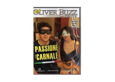 Dvd Etero - Passione Carnale - Oliver Buzz