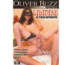 Sexy Shop Online I Trasgressivi - Dvd Etero - Libidine A Casa Propria - Oliver Buzz