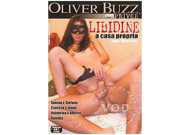 Dvd Etero - Libidine A Casa Propria - Oliver Buzz