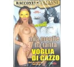 Sexy Shop Online I Trasgressivi - Dvd Etero - Mia Moglie Ha Tanta Voglia Di Cazzo - Racconti Italiani