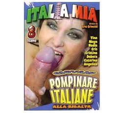 Sexy Shop Online I Trasgressivi - Dvd Etero - Giovani Pompinare Italiane Alla Ribalta - New Life Group