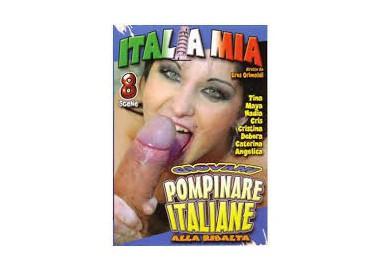 Dvd Etero - Giovani Pompinare Italiane Alla Ribalta - New Life Group