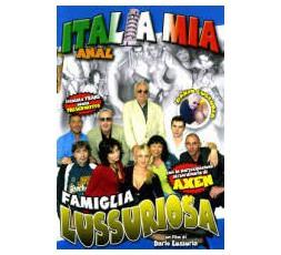 Sexy Shop Online I Trasgressivi - Dvd Etero - Famiglia Lussuriosa Anal Italia Mia - New Life Group