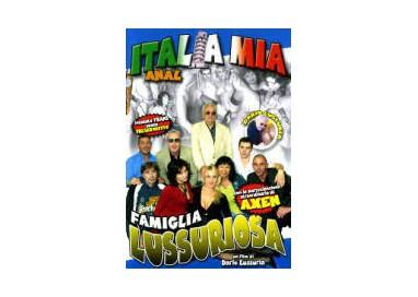 Dvd Etero - Famiglia Lussuriosa Anal Italia Mia - New Life Group