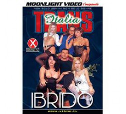 Dvd Trans Italia Ibrido Trans - Moonlight Video