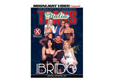 Dvd Trans - Italia Ibrido Trans - Moonlight Video