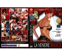 Dvd Etero La Venere Bianca - FM Video
