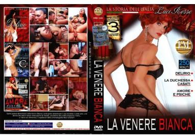 Dvd Etero - La Venere Bianca - FM Video