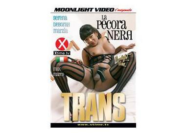 Dvd Trans - La Pecora Nera Trans - Moonlight Video