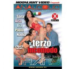 Dvd Trans Il Terzo Incomodo Trans - Moonlight Video