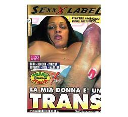 Dvd Trans La Mia Donna É Trans - Sexxx Label