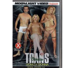 Sexy Shop Online I Trasgressivi - Dvd Trans - Uomo X Donna Trans Italia - Moonlight Video