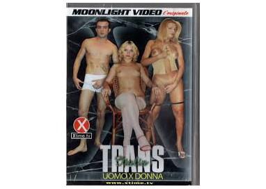 Dvd Trans - Uomo X Donna Trans Italia - Moonlight Video