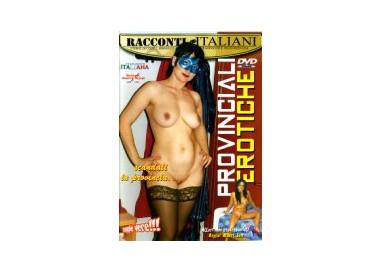 Dvd Etero - Provinciali Erotiche - Racconti Italiani