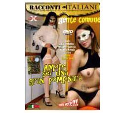 Dvd Etero Amore Sei Una Gran Pompinara - Racconti Italiani