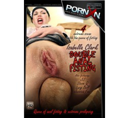 Dvd Bdsm Double Anal Fisting Queen Of Anal - Pornxn