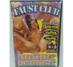 Dvd Bdsm Donne Sconce Faust Club Fisting Pissing - FM Video