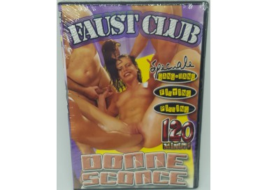 Dvd BDSM - Donne Sconce Faust Club Fisting Pissing - FM Video