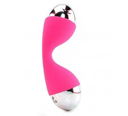 sexy shop online i Trasgressivi Palline Vaginali Vibranti Marcia LD1 Sensor Vibrating Vagina Balls - Neon Pink
