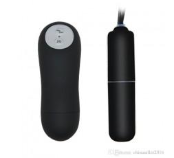 Remote Control Vibrating Love Vibe Silicone Bullet Vibrator - Baile