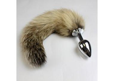 Plug Con Coda - Jewellery Striped Tail - Dolce Piccante