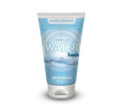 Lubrificante A Base Acquosa Water Touch Fresh Feeling Natural Sensation 50 Ml - Lube4lovers