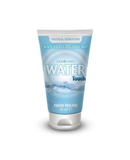 Sexy Shop Online I Trasgressivi - Lubrificante Neutro - Water Touch Fresh Feeling Natural Sensation - Lube4lovers