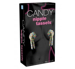 Sexy Shop Online I Trasgressivi - Gadget Commestibile - Candy Nipple Tassels - Spencer e Fleetwood Limited